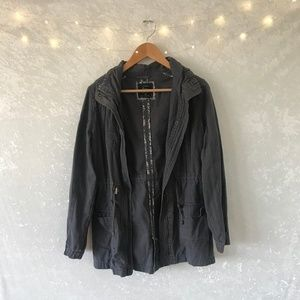 Cotton On Grey Utility Jacket